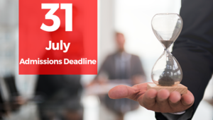Thumb 31 july admissions deadline