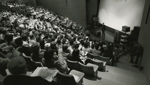 Thumb lecture hall